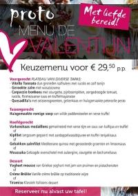 Uiteten met Valentijn!