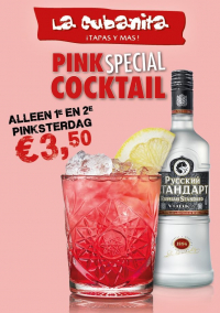 Pink Cocktail Special