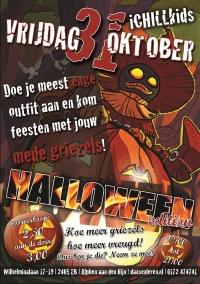Halloween bij Harry Cools!