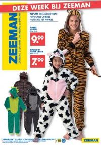 Dames, tiener en kinder onesies bij Zeeman