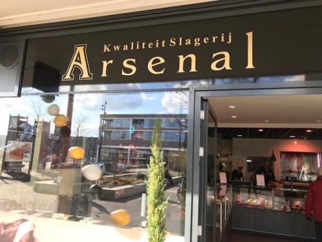Slagerij Arsenal