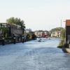 Brugdek Julianabrug valt op huizen