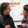 Marco Borsato signeert bij de MediaMarkt