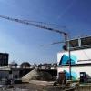 Vordering opbouw Lage Zijde - april 2017