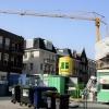 Vordering opbouw Lage Zijde - oktober 2017