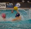 World League-wedstrijd Nederland - Spanje in AquaRijn
