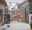 Sneeuw en gladheid ontregelen Alphense regio