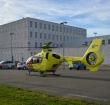 Traumahelikopter opgeroepen voor incident in gevangenis