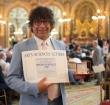 Felicitatieconcert voor Simon Stelling in Adventskerk