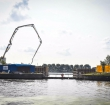 Hoorn nog iets langer dicht door werk Rijnhavenbrug