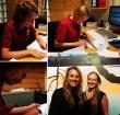 Marjolijn en Karin nemen dierenkliniek Rijnoever over