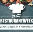 De Alphens Restaurantweek staat weer voor de deur!