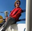 15 jaar oud en een half jaar op zee zonder ouders