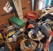 Politie treft gestolen gereedschap aan in woning