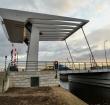 Wegverkeer gestremd door storing Rijnhavenbrug