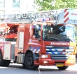 Alphense brandweer naar ingestort pand Den Haag