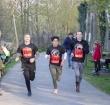 500 Alphenaren rennen met Romeinen