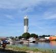 Op De Werf en in de Rijnhaven heerst bedrijvigheid