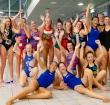 Waterpolomeiden trainen met Olympisch kampioen