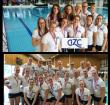 Bijzondere prestaties AZC Synchroonzwemmen