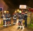 Brandweer rukt groot uit voor brand op de Gnephoek
