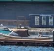 Eerste sloepjes leggen aan in vernieuwde Rijnhaven