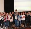 Trofee voor klas Topmavo op Dag van de Leerplicht
