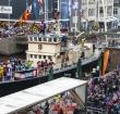 Sinterklaas komt volgende week aan op het Rijnplein