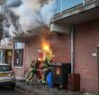 Veel rook bij brand in winkelcentrum Herenhof