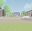 De Alphense scholen kunnen definitief gaan bouwen