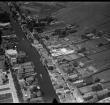Historische luchtfotos van Alphen en Boskoop