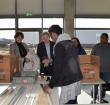 Tweede Kamer-lid Eppo Bruins op bezoek in Alphen
