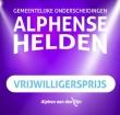 Stem dit weekend nog op de Alphense vrijwilligershelden