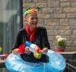 Verkoelend watergevecht voor bewoners Oudshoorn