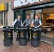 McDonald's restaurants gaan samen de strijd aan tegen zwerfafval