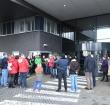 Inwoners demonstreren tegen sluiting huisartsenpost