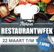 Met Pasen uiteten tijdens Alphens Restaurantweek
