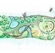 Op 1 december start aanleg van natuureiland Pampus