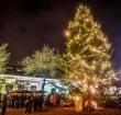 Kerstsfeer op Thorbeckeplein dankzij Winter Culinair