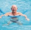 Zwemmen voor mensen met dementie in De Hoorn