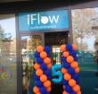 iFlow ondernemingshuis viert het vijfjarig jubileum