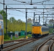 Stroomstoring verstoort treinverkeer Alphen-Leiden