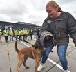 Politiedemonstraties bij afsluiting project Politiekids