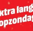Media Markt Alphen zondag extra lang geopend