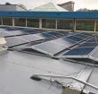 Dak van zwembad De Hoorn straks vol zonnepanelen
