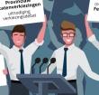 Gemeente organiseert verkiezingsdebat Provinciale Statenverkiezing
