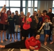 Jongeren fit met Boost door sportactiviteiten