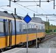 Geen treinen naar Bodegraven door overwegstoring