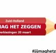 Vanaf 07.00 uur stemmen op station Alphen