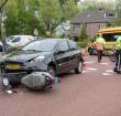 Scooterrijder gewond na ongeval op de Bachsingel